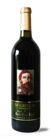 2011 Rob Roy Red Image