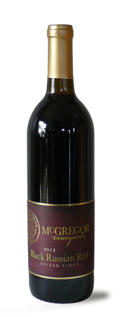 2012 Black Russian Red