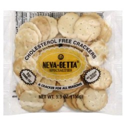 Neva Betta Crackers