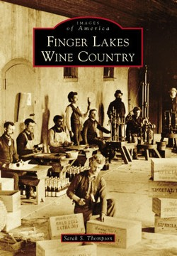 Book, Finger Lakes Wine Country Image