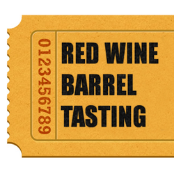 Red Wine Barrel Tasting - December 3rd