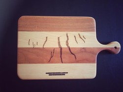 Medium Cutting Board - Fish Woodworks