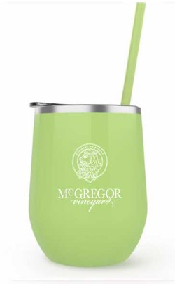 McGregor Insulated Wine Cup Matcha
