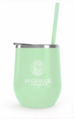 McGregor Insulated Wine Cup Matcha Matte