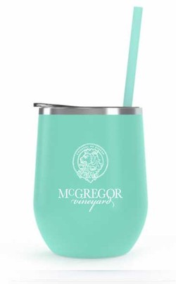McGregor Insulated Wine Cup Mint Matte