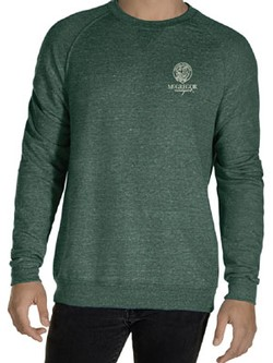 McGregor French Terry Sweatshirt- Forest