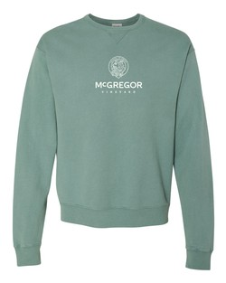Crewneck Sweatshirt- Cypress Green