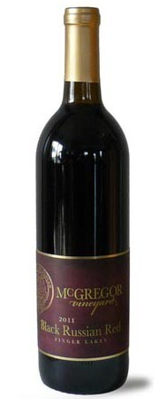 2011 Black Russian Red