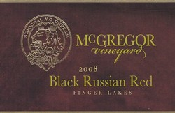 2008 Black Russian Red