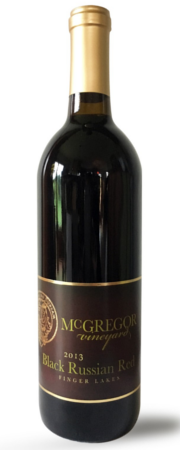 2013 Black Russian Red