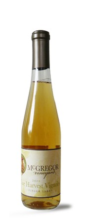 2008 Late Harvest Vignoles