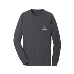 Long Sleeve Tee, Coal