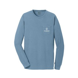 Long Sleeve Tee, Mist