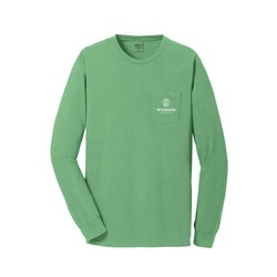 Long Sleeve Tee, Safari