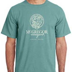 Men's Tee, Cypress Green